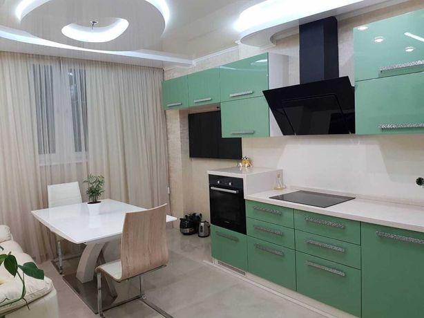 2 комнатная квартира 64кв.м. с ЭКСКЛЮЗИВНЫМ РЕМОНТОМ в РАДУЖНОМ