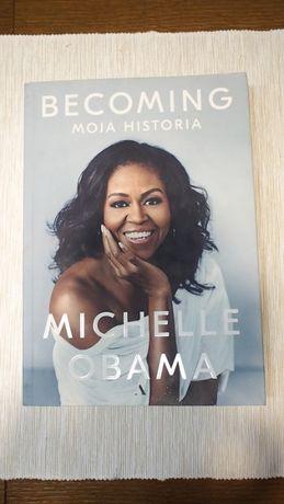 Autobiografia Michelle Obama Becoming