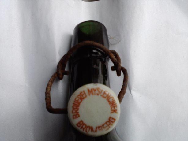 Orginalne butelki z lat 40 i 50 XX w.