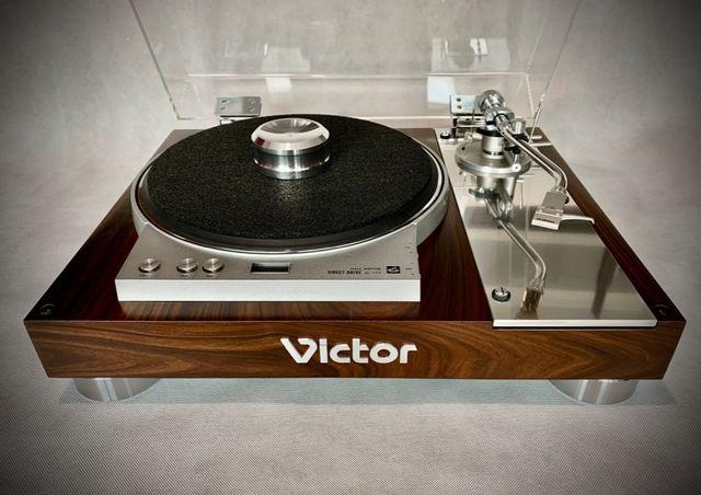Gramofon JVC Victor JL-T77+KP-7070 POLECAM!!!
