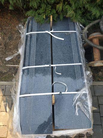Stopnice na schody Padang Dark Granit Poler, Ciemny Granit Polerowany