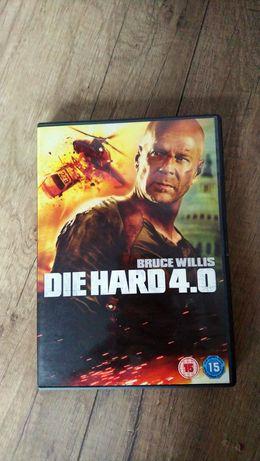 Die hard 4.0 . Szklana pułapka .Film dvd nie po polsku