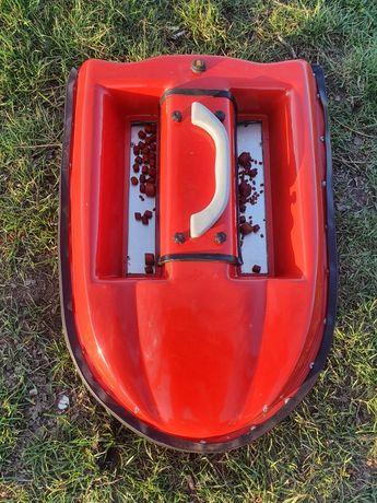 Łódka zanętowa, aparatura Esky, ładowarka