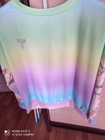 Odzież damska kolorowa