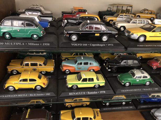 Colecão de Taxis