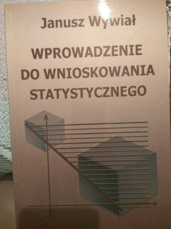 Wprowadzenie do wnioskowania statystycznego, Janusz Wywiał