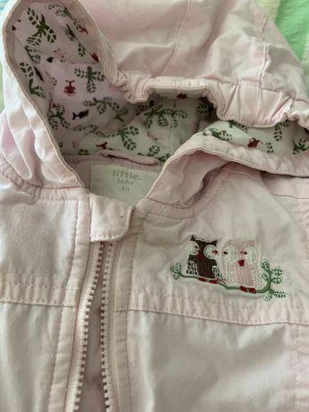 Куртка Lindex Little baby демисезонная 68 размер