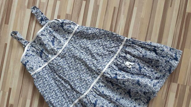 MARKS&SPENCER letnia sukieneczka 2-3 latka