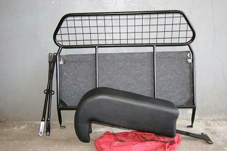 KRATKA ZABEZPIECZAJACA do Mitsubishi Lancer Sportback