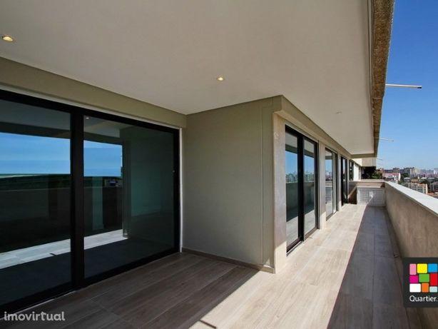 Alvalade - Arrendamento T4 com 215 m2