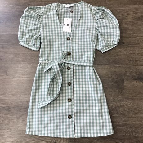 Натуральное платье новое