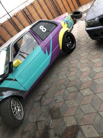 BMW E30 drift корч