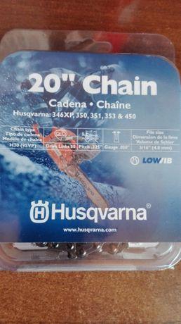 łańcuch 20'' 72 ogniwa podz 3.25 szer rowka 1.3 husqvarna