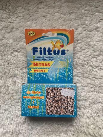 Filtus - wkład do filtra akwarystycznego