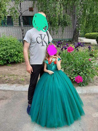 Платье децкое выпускное