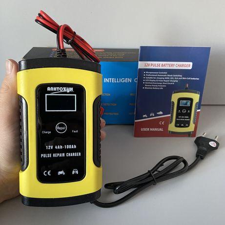 Зарядное устрйоство для аккумулятора авто и мото
