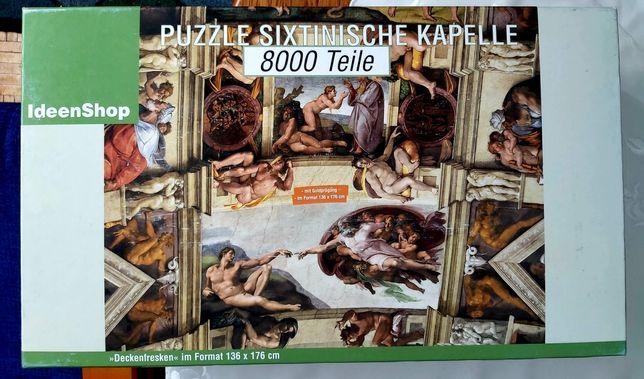 Puzzle IdeenShop,8000