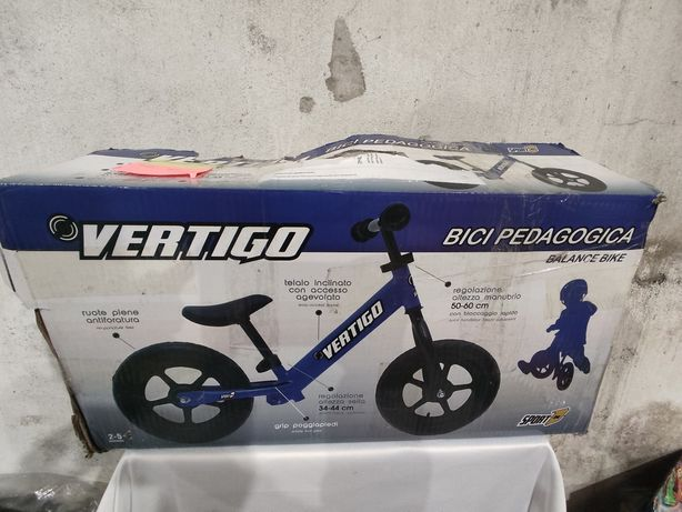 Rowerek biegowy Vertigo