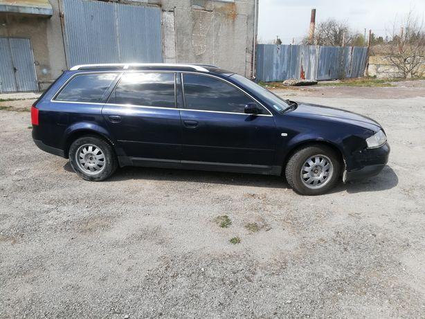 Розборка,шрот Audi A6 C5.Двигун 2.5tdi,турбіна,гур,рейка,радіатор,стоп