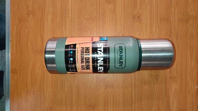 Термос Stanley Adventure 0.5 литра. Зеленый