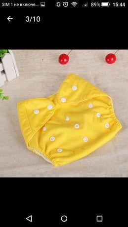 Многоразовый подгузник памперс без вкладыша