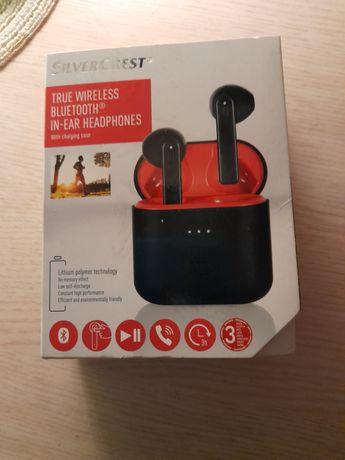 Sprzedam nowe słuchawki bezprzewodowe Silvercrest