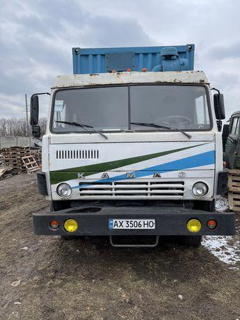 Камаз 53212 контейнер