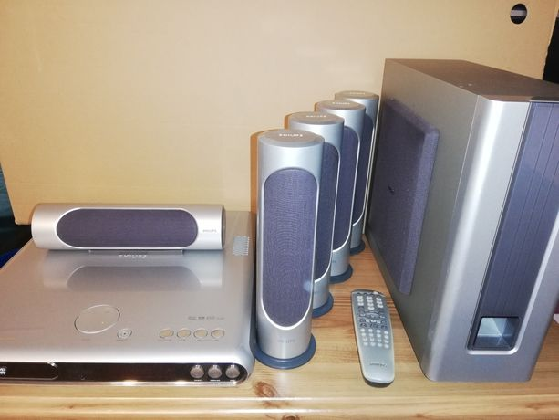 Kino domowe Panasonic LX 3700