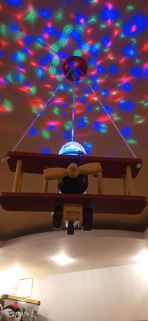 Lampka wisząca dla dziecka