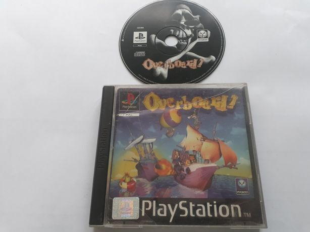 Gra Overboard -Unikat playstation one psx ps 1