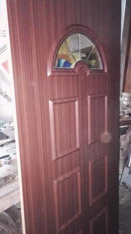 Panel drzwiowi machoń blacha nierdzewna Nowy