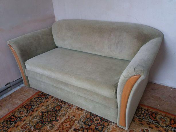Мягкая мебель, диван и 3 кресла