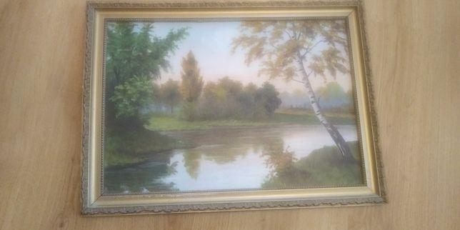 Obraz nr 1 pejzaż wymiary 56 x 41