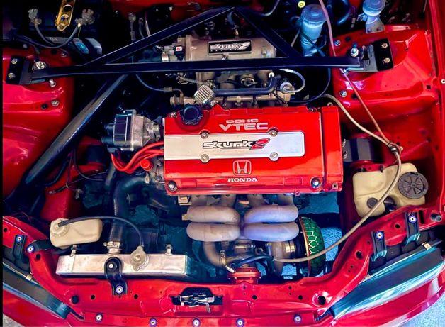 Honda B18c4 Turbo 4xx
