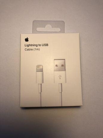 Kabel Apple Lightning Oryginalny iPad iPhone 5/6/7/8/X/11/se Promocja!
