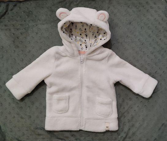Ciepła bluza niemowleca