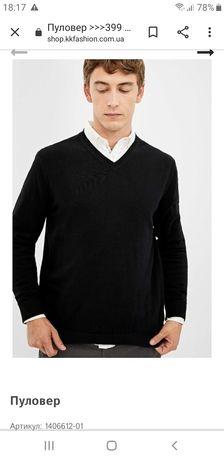 Свитер кофта меринос шерсть пуловер Gant Levis Massimo dutti Zara ecco