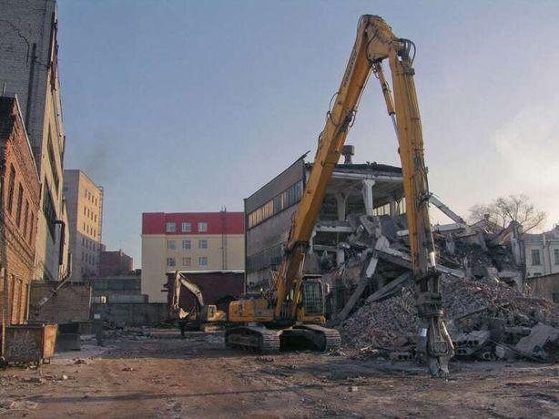 Демонтажи здания, Плиты перекрытия, Плиты дорожные, фундаментные блоки