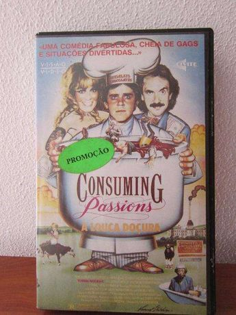 VHS Original A Louca Doçura
