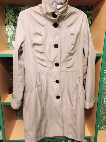 Дешево пальто тренч плащ з подарунком