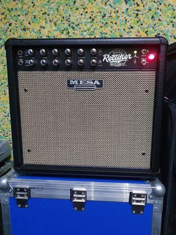 Mesa Boogie Recto-Verb 25 1x12 Combo + case + dodatki