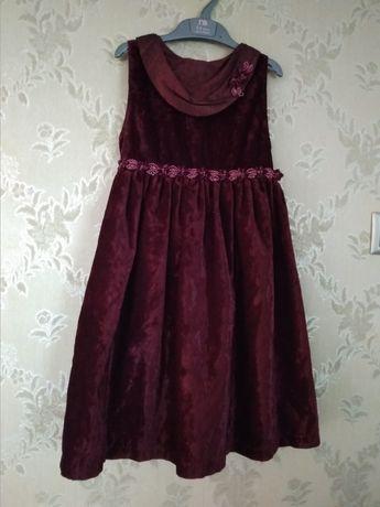 Нарядное платье на девочку (плаття сукня на дівчинку)