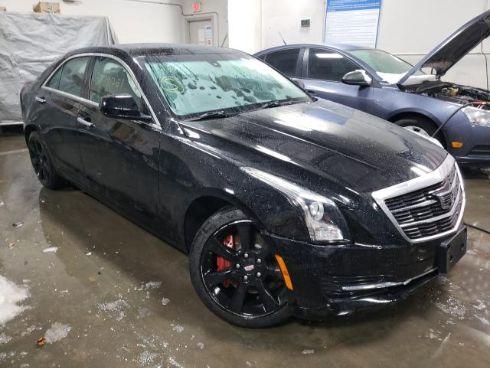2015 Cadillac ATS из США!