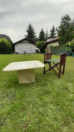 stolik kawowy, stolik niski, na taras i do domu