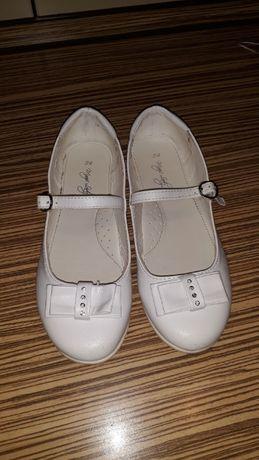 Buty dziewczęce Komunia