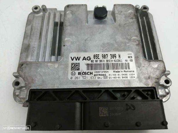 05E907309H Centralina do motor SEAT ATECA (KH7) 1.5 TSI DPCA