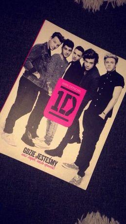 Gdzie jesteśmy, One Direction