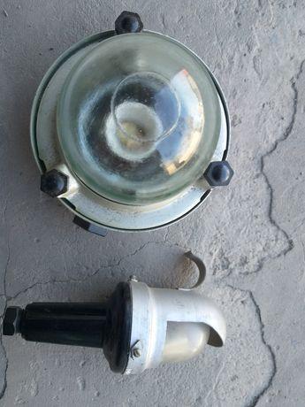 Продам лампу и светильник потолочный