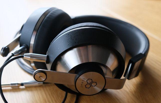 Słuchawki Final Audio Sonorous VI (Pandora Hope) jak NOWE, gwarancja