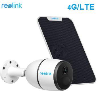 Camera Vigilancia Video 4G/LTE